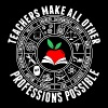 Teachers Make All Other Professions Possible - Men's Premium T-Shirt