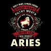 Aries - I never said I am a perfect aries t - shir - Men's Premium T-Shirt