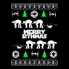 Star wars - Merry sithmas awesome sweater for fans - Men's Premium T-Shirt
