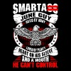Smartass June Guy - Men's Premium T-Shirt