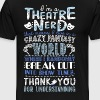 Theatre Nerd - Men's Premium T-Shirt