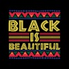 Black is Beautiful: African American T-Shirt - Men's Premium T-Shirt