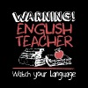 English Teacher Shirt - Men's Premium T-Shirt