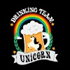 Drinking team unicorn - Men's Premium T-Shirt
