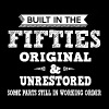 Built In The Fifties - Men's Premium T-Shirt