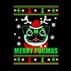 Merry Pugmas Sweater - Men's Premium T-Shirt