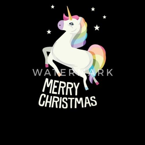 merry christmas unicorn t shirt by budi tea spreadshirt - Christmas Unicorn