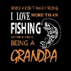 Fishing Grandpa - Men's Premium T-Shirt