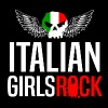 ITALIAN GIRLS ROCK - Men's Premium T-Shirt