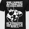 Visualize Your Goals (Mike Mentzer) - Men's Premium T-Shirt