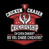 Chicken Chaser Shirt - Men's Premium T-Shirt