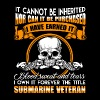 Submarine Veteran Shirt - Men's Premium T-Shirt