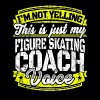 Funny Figure Skating coach Figure Skating Coach - Men's Premium T-Shirt