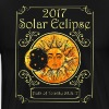 Solar Eclipse Path Of Totality Art Moon And Sun - Men's Premium T-Shirt