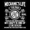 The Mechanic's Life T Shirt - Men's Premium T-Shirt