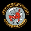 508th Parachute Infantry Regiment (PIR) 82nd ABN - Men's Premium T-Shirt