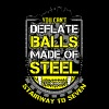 Balls made of steel - Stairway to seven - Men's Premium T-Shirt