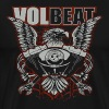 VOLBEAT V ENGINE - Men's Premium T-Shirt