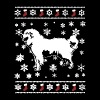 Great Pyrenees Ugly Sweater - Men's Premium T-Shirt