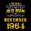An Old Man Who Was Born In November 1964 - Men's Premium T-Shirt