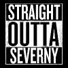 Straight outta severny-pubg - Men's Premium T-Shirt
