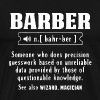 Barber Shirt - Men's Premium T-Shirt