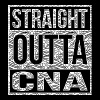 Certified medical assistant - Straight Outta CNA - Men's Premium T-Shirt