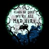 We're All Mad Here. Cheshire Cat. Alice in Wonderl - Men's Premium T-Shirt