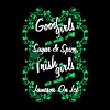 Good Girl Irish Girl Shirt - Men's Premium T-Shirt