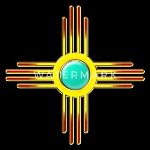 Zia Sun Zia Pueblo New Mexico Sun Symbol Dd 1 By Yuma Spreadshirt