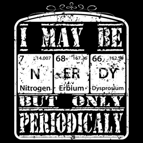 Periodic Table Pun Gift For Science Teachers And Science Nerds By
