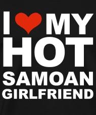 Samoan girlfriend