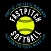 Softball - Fastpitch Softball - Men's Premium T-Shirt