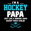 I'm A Hockey Papa T Shirt - Men's Premium T-Shirt