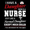 I have a daughter who is a nurse just like a norma - Men's Premium T-Shirt