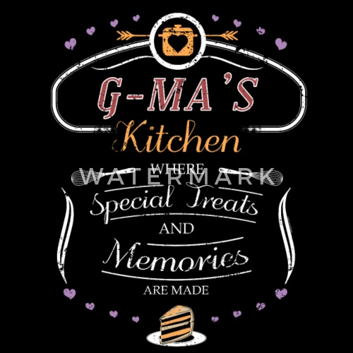 g mas kitchen g ma shirt personalized gift for grandma by spreadshirt
