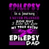 Epilepsy Dad Shirt - Men's Premium T-Shirt