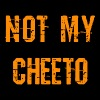 Cheeto - Not My Cheeto - Anti Trump Orange Resis - Men's Premium T-Shirt