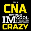 CNA - I'm CNA That Means Cool Collected Passiona - Men's Premium T-Shirt