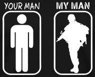 My military man