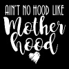 Motherhood - Ain't No Hood Like Motherhood Arrow - Men's Premium T-Shirt