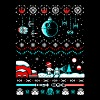 Star Wars ugly Christmas sweater - Men's Premium T-Shirt