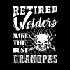 Retired welder - retired welders make the best g - Men's Premium T-Shirt