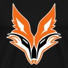 Tribal fox - Men's Premium T-Shirt