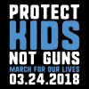 Protect Kids Not Guns March for Our Lives - Men's Premium T-Shirt