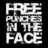 Free Punches In The Face - Men's Premium T-Shirt