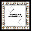 Women's monopoly - Men's Premium T-Shirt