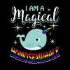 Magical Homosexwhale Gay Pride - Men's Premium T-Shirt