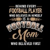 Behind Every Football Player T Shirt - Men's Premium T-Shirt
