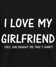 I love my black girlfriend
